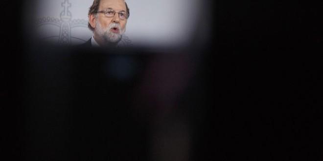 El Gobierno teme que Cataluña genere una alianza que pida la cabeza de Rajoy