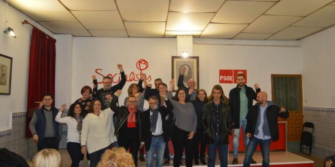 YOLANDA FERNANDEZ ELEGIDA SECRETARIA GENERAL MUNICIPAL DEL PSOE