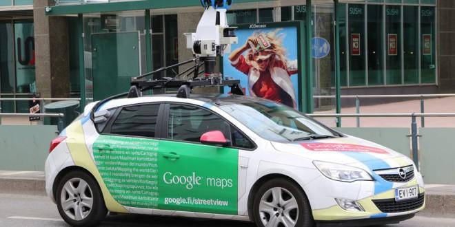 Multa de 300.000 euros a Google por almacenar sin autorización datos personales a través de redes wifi