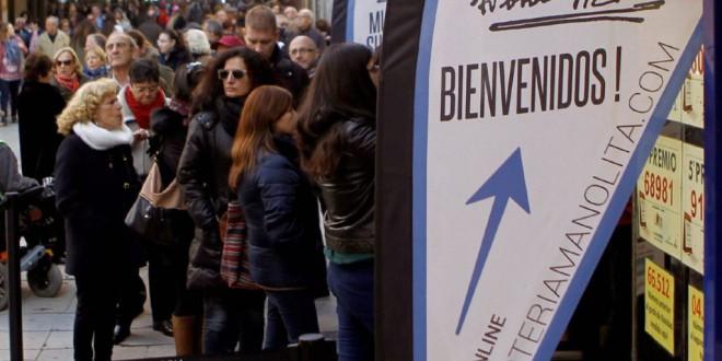 España gasta 9.000 millones en juegos de azar y destina un 35% a loterías