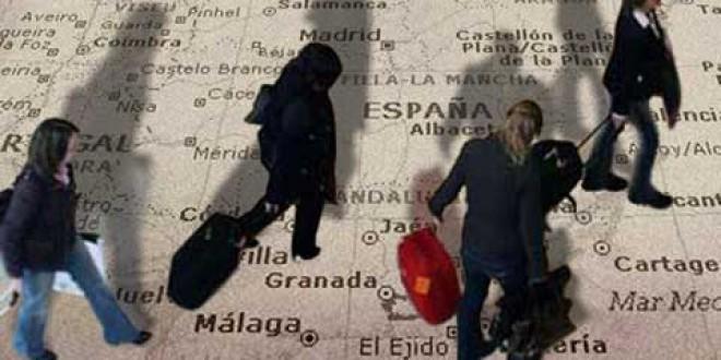 ¿De dónde son y adónde van los españoles que se mudan para trabajar?
