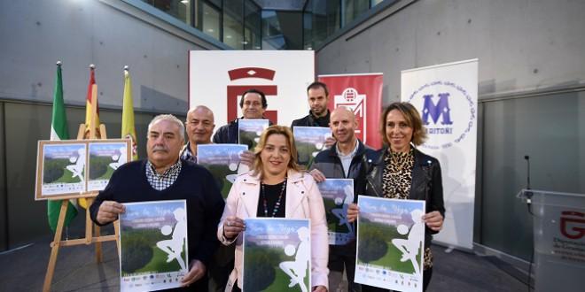Atarfe acoge el primer torneo de fútbol base para proteger la Vega y su entorno