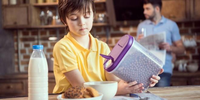 El desayuno insano de los niños españoles