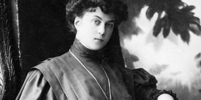 ¿La primera mujer embajadora del mundo?