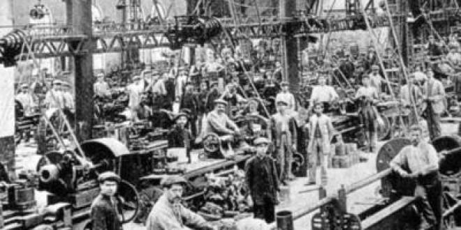 Así nació la Revolución Industrial