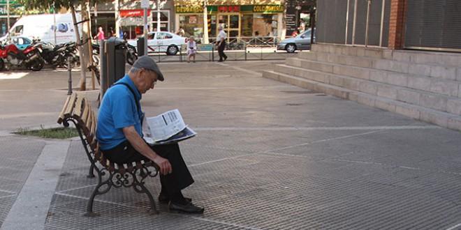 Manifiesto de la Asociacion de Jubilados Españoles ( A.J.E.)