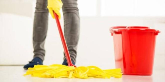 Los productos de limpieza del hogar pueden ser tan malos para los pulmones como el tabaco
