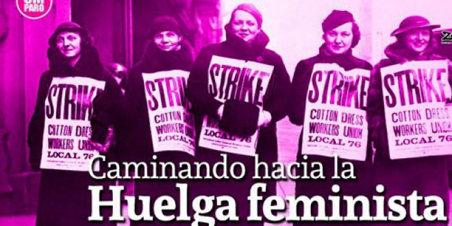 """Los sindicatos piden al PP que retire sus """"insultos"""", el 8M no es """"elitista"""""""