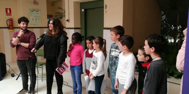 ATARFE: «ADIVINA QUIEN SOY» proyecto coeducativo del CEIP MEDINA ELVIRA