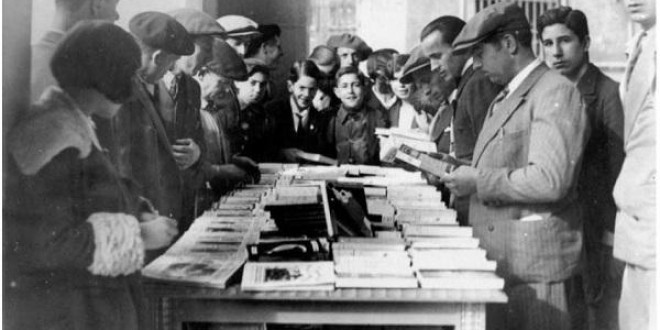 La Feria del Libro, un invento de la II República