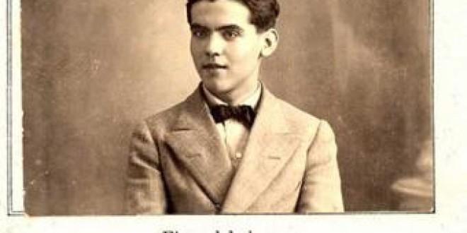 Lorca, muerte de un poeta.