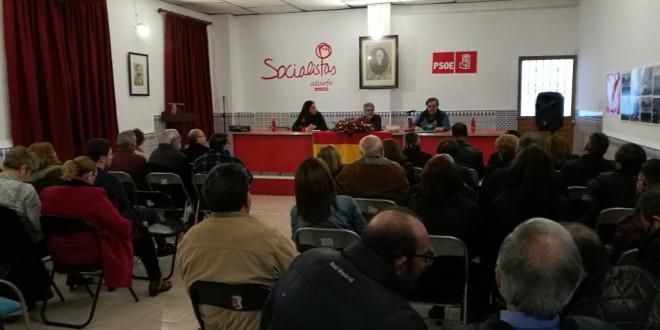 ATARFE: LA AGRUPACIÓN SOCIALISTA RINDE HOMENAJE A ATARFEÑOS DE  LA REPUBLICA