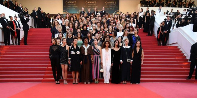 La foto de la desigualdad de género en el cine