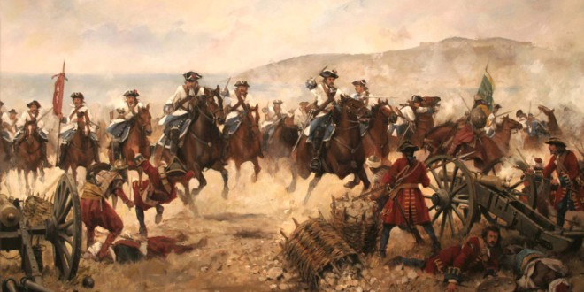 «EL RECLUTAMIENTO EN EL SIGLO XVIII»por José Enrique Granados