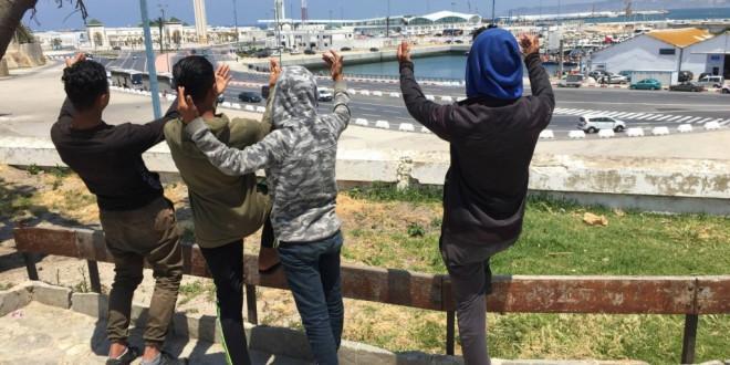 Los niños de Marruecos que Europa no quiere en sus calles