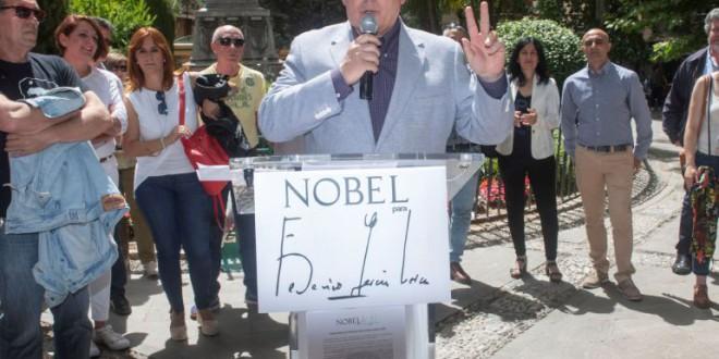 Piden el Nobel para Federico GARCIA LORCA