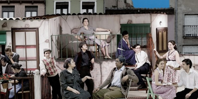 Muestra de Teatro de Atarfe: «Trapos en la azotea» por Fuencisla Moreno