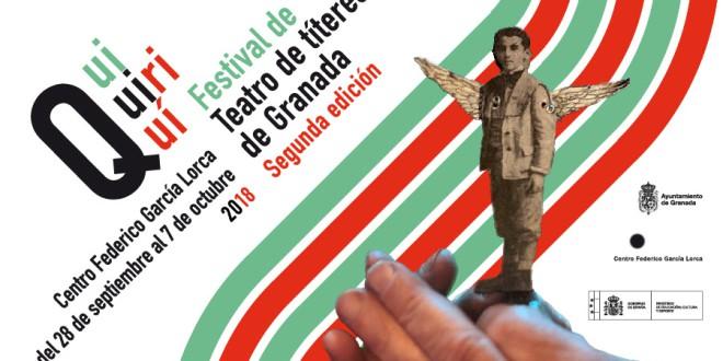 Quiquiriquí Festival de Teatro de títeres de Granada