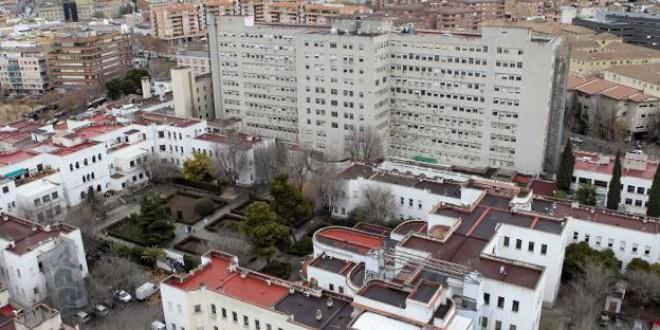 La nueva Biblioteca de Andalucía ocupará en Granada parte del antiguo hospital de San Cecilio