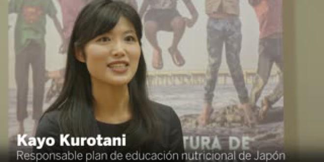 Japón combate la obesidad infantil con una asignatura específica de nutrición
