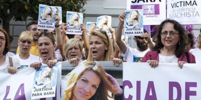 Incorporan el crimen de la granadina Sara Correa a la estadística oficial de asesinatos por violencia machista