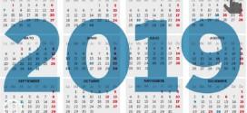 El calendario laboral de 2019 ya es oficial: solo permite un gran puente festivo en toda España