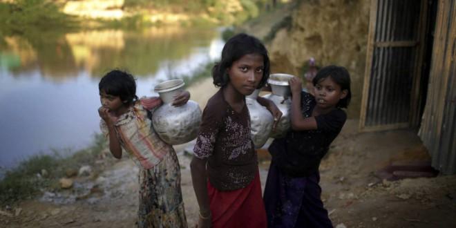 Ser mujer y no tener derecho ni al agua