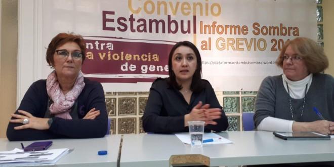 Organizaciones feministas denuncian la falta de datos fiables y actualizados sobre violencias machistas