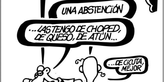 En las elecciones andaluzas la verdadera triunfadora fue la abstención