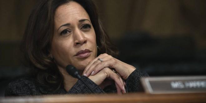La demócrata Kamala Harris anuncia su precandidatura a las elecciones presidenciales de 2020