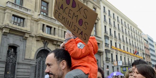 Hombres aliados del feminismo: también los hay y cada vez son más