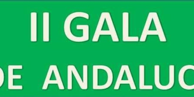 ATARFE: II GALA DE ANDALUCIA