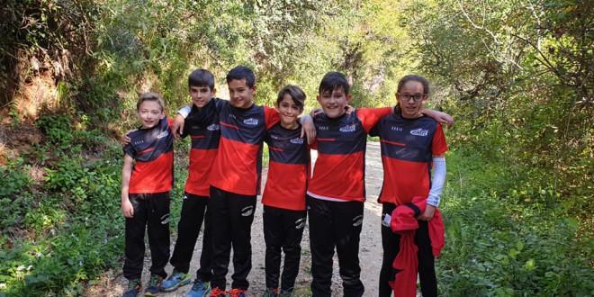 ATARFE: Felicitamos a los miembros del club Cerro Jonete, organizadores de la carrera de CADEBA Tajo Negro