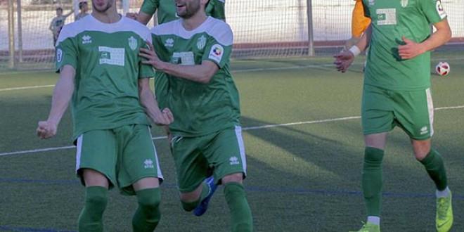 El Atarfe golea al Guadix y ve más cerca la permanencia, 5-1