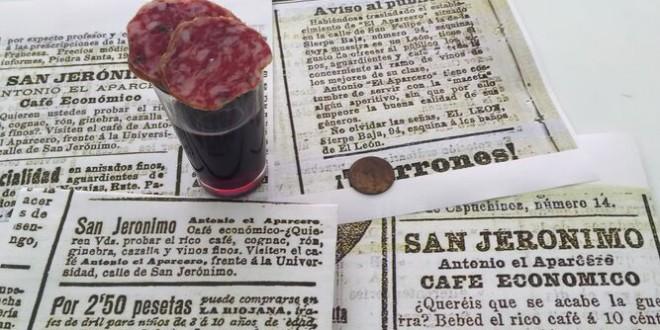 El origen de la tapa de Granada