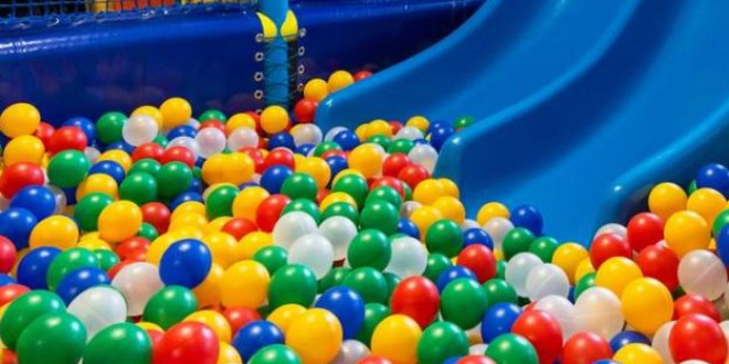Aviso de los científicos: los parques de bolas son un nido de bacterias, algunas muy peligrosas