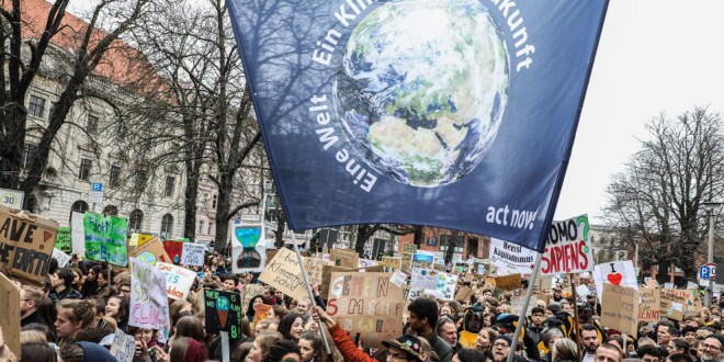 La reacción al cambio climático se mundializa