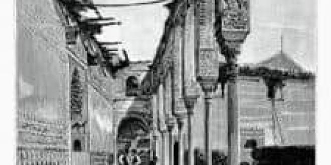 LOS 4 INCENDIOS QUE OCURRIERON EN LA ALHAMBRA EN 1524, EN 1590, EN 1890 Y YA EN 1958 EN EL GENERALIFE.