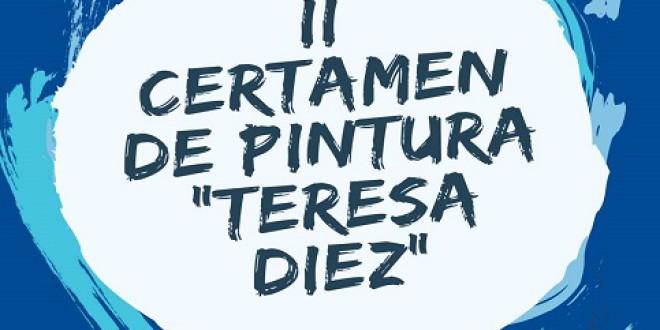 ATARFE: La Concejalía de Cultura organiza el II Certamen de Pintura Teresa Díez