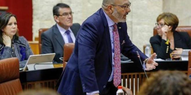 Vox anuncia que presentará una enmienda a la totalidad de los Presupuestos de la Junta de Andalucía