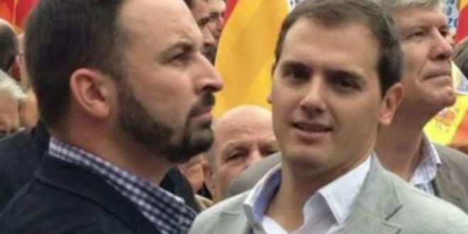 Ciudadanos: de la mano de Vox y de espaldas a Sánchez