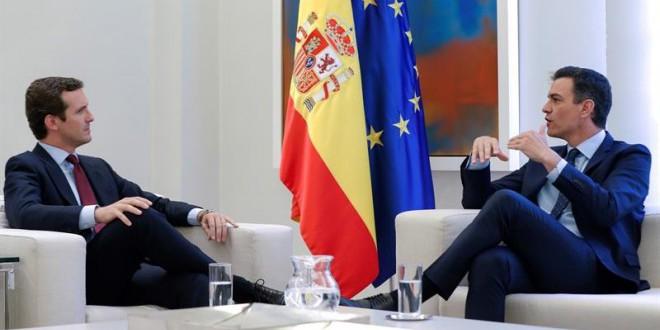 El bloqueo político abre un debate interno sobre el papel del PP en la investidura