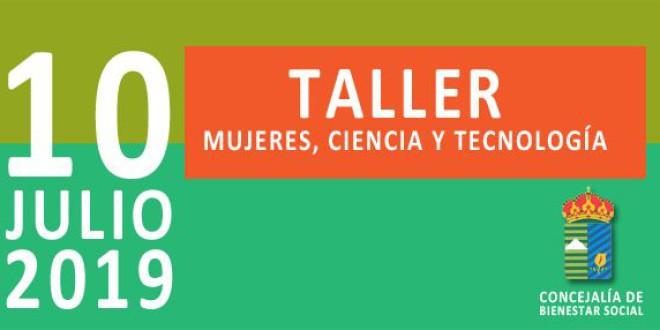 ATARFE: Mujeres, Ciencia y Tecnología.