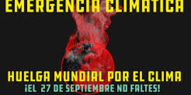 LOS CENTROS EDUCATIVOS DE ATARFE SE UNIERON A LA HUELGA POR EL CAMBIO CLIMATICO