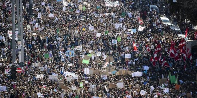27-S Huelga Mundial por el Clima 2019: Solo tenemos un planeta y nos lo estamos cargando