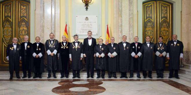 LAS JUEZAS ante la Apertura del Año Judicial 2019-2020