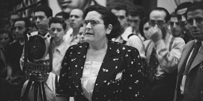 Federica Montseny, la primera mujer ministra de Europa