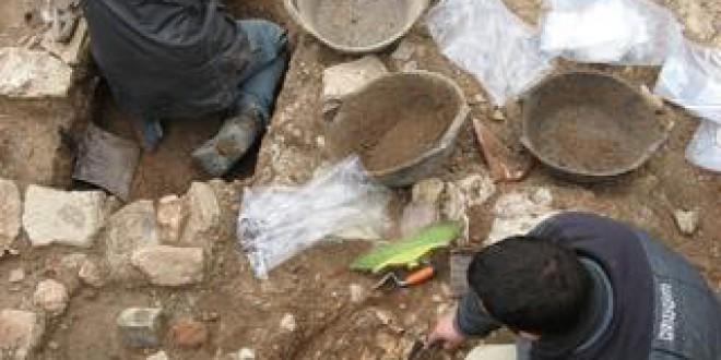 Hallan los primeros restos de una nueva necrópolis en Medina Elvira