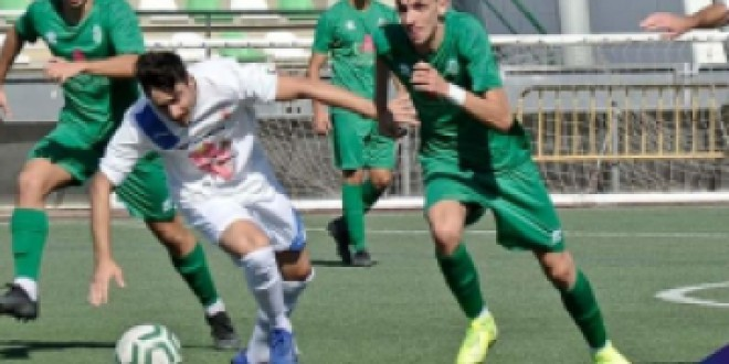 El Guadix remonta para llevarse el derbi ante el Atarfe, 1-3