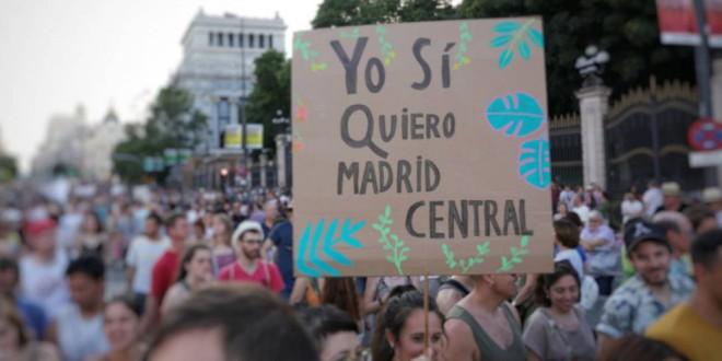 Compromiso de las ciudades del mundo, incluidas Madrid y Barcelona, de bajar la polución para salvar 40.000 vidas al año
